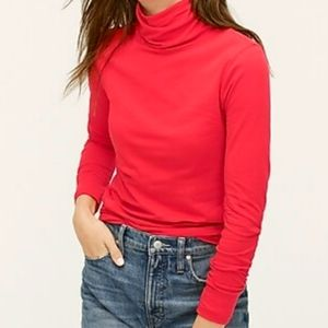Like New 🌹 Gap Red Turtleneck Top Shirt Size S